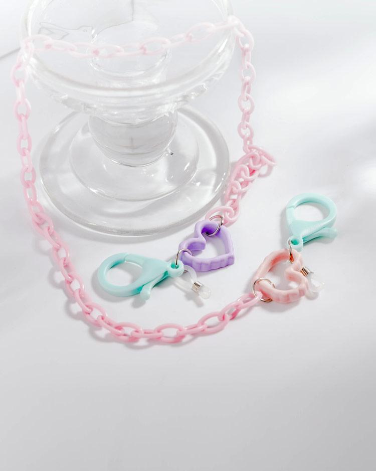 我們的心鏈在一起口罩鍊/眼鏡鍊 場景展示