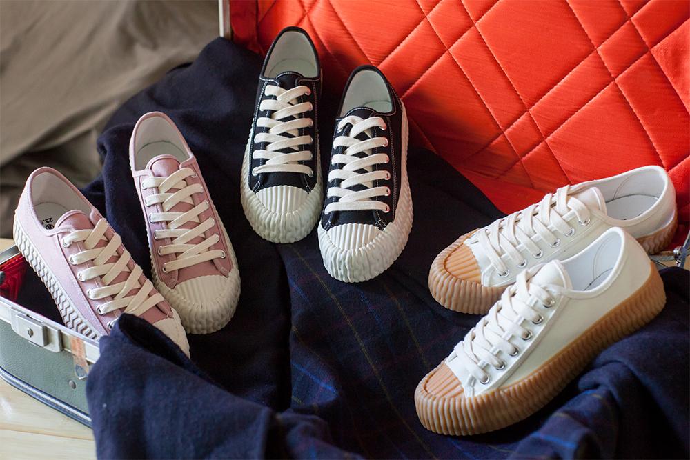 MIT台灣製-潮流餅乾多色帆布休閒鞋