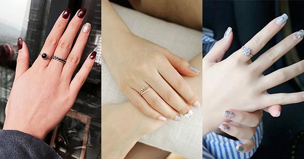 戒指在各個手指頭上的戴法與意義都不同,愛好裝飾的女孩必須精挑細選!