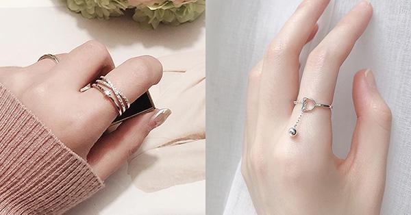 戒指戴法與意義全解析,戒圍尺寸怎麼量?戒指位置代表什麼意義?