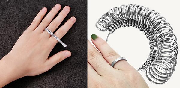 戒圍測量是一門小學問,若挑選好戒指但戴起來鬆鬆垮垮的那就不好了