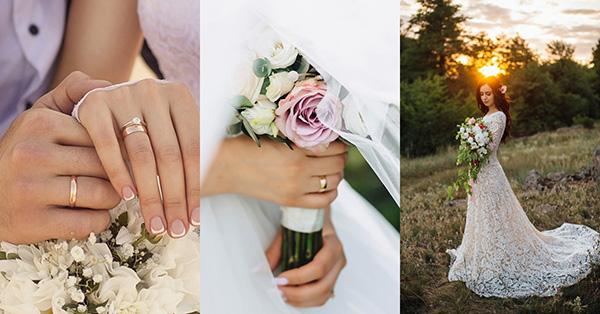 戒指的戴法各具意義,位置與尺寸都應該好好思考與選擇