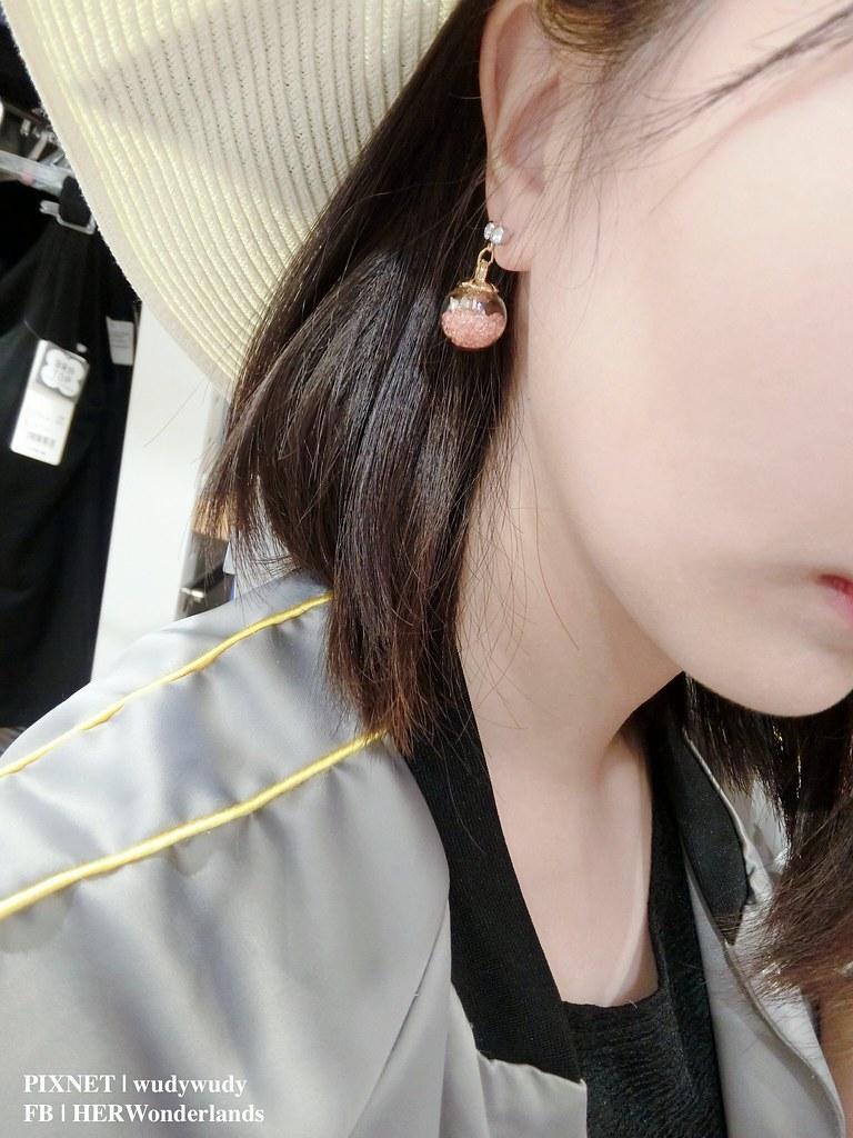 絢彩家黏貼式耳環6